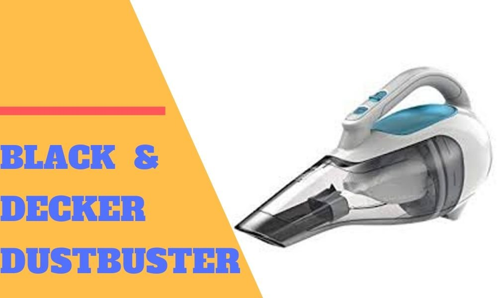 Black & Decker Dustbuster